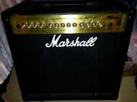 Marshall MG50 DFX Amp!