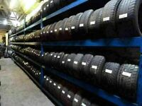 ** OPN SUN TILL 4PM **OVER 3000 P/WORN TYRES IN STOCK, NEW TYRES,ALLOYS 4 MOST CARS (txt size to
