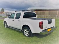 Nissan Navara 2.5 dci Tekna Double Cab 2014, Perfect in and out, Low mileage, long Tax and MOT