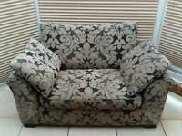 Free 2 seater sofo love chair