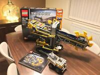 Lego Bucket Wheel: 42055