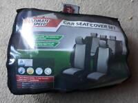 Universa car seat cover set