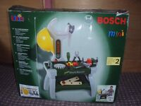 Bosch mini-workbench *including original box & instructions* - suitable for 2 years+