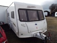 2006 Bailey Senator Vermont - 2 berth - motor-mover £500 under book price!