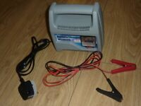Streetwize SWBCG6 12V 6 AMP Analogue Lead Acid Car / Motorcycle Battery Charger