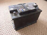 Car battery VARTA 12V 380 A, Urgent!!!!