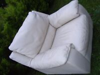 CAN DELIVER - ARMCHAIR IN GOOD CONDITION