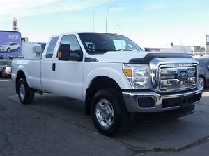 2013 Ford F-250 XLT 4X4|6.2L V8|SUPER-CAB|LONG-BOX|NEW-TIRES