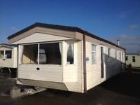 IDEAL FAMILY STATIC CARAVAN FOR SALE ON QUIET PARK CLOSE TO THE BEACH