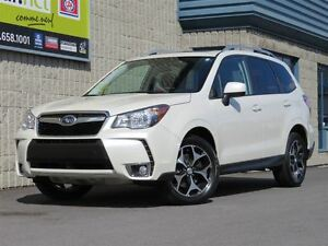 2015 Subaru Forester *XT TOURING* TURBO, JAMAIS ACCIDENTÉ