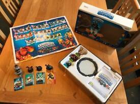 Skylanders Spyro's Adventure Wii Starter Pack bundle