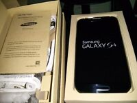 Samsung Galaxy s4 unlocked open to all networks ***good condition***cheap smart phone***