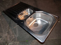 Kitchen Sink 1 1/2 bowl Carron Phoenix - Never Fitted