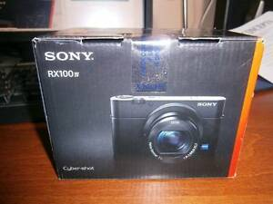 Sony Cyber-shot RX100 IV 20.1 MP Digital Camera Carrum Kingston Area Preview