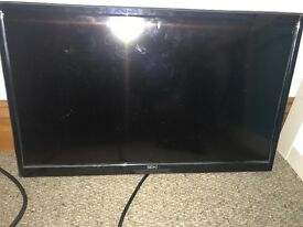 23' flat screen tv with built in DVD player