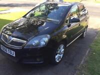 I NEED A GEARBOX CHANGING. Vauxhall Zafira 2006