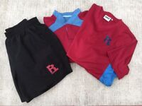 Boys Radyr Comp PE shorts & tops
