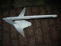 anchor bruce trident galvanised 7.5kg