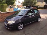 Very rare 1.4 16v Fiat Punto Sporting with MOT driven daily , cheap insurance and economical