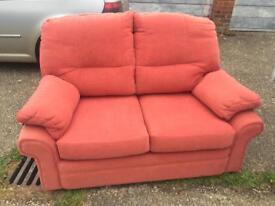 Free 2x 2 seater sofas