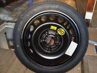 "New Vauxhall Astra 16"" Spare Wheel"