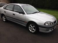 Toyota Avensis SE 1.8, long mot, low miles, Great Condition inside and out