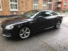 Audi A5 Sline 2010 top Condition with mot service history