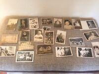 Post cards ww2