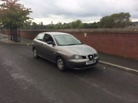 Cheap ideal 1st car Seat Ibiza 54 reg ,long insurance group ,long mot ,px welcome