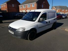 VAUXHALL COMBO HIGH ROOF 1.7 CDI DIESEL 5 DRS £845 NO OFFERS NO SWAP CALL 07404833919