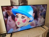 Panasonic 48 Inch 4K Ultra HD 3D Smart LED TV With Freeview HD (Model TX-48CX350B)!!!
