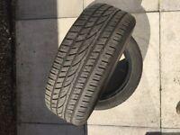 205/50/17 Summer Tyres x 2