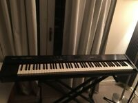 Roland RD-300NX Professional Stage Piano + adjustable height multi-instrument stool