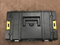 BRAND NEW DeWalt Super Tough Toolbox with Tote