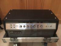Ampeg SVT-VR 300W Bass Head (with flightcase)
