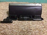 iLuv i189BLK Portable Speaker Dock 5W (US Plug)