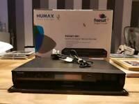 Humax Foxsat HDR 320gb HDD