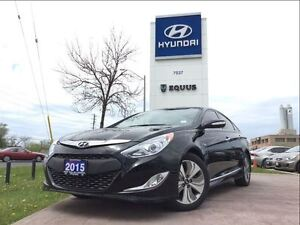2015 Hyundai Sonata Hybrid Limited w/Technology Pkg - Navigation