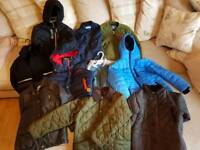 10 boys jackets