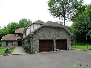 649 000$ - Maison 2 étages à vendre à Rigaud