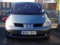 RENAULT GRAND ESPACE 2.2 dCi Expression 5dr (blue) 2004