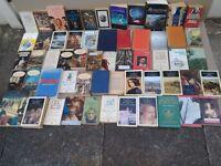 BOOKS,BOOKS,BOOKS...ideal for car boot 140 books