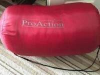 ProAction Double Sleeping Bag.