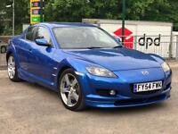 MAZDA RX-8 192 PS Full service history ++ 6 months mot