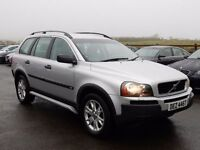 2005 volvo xc90 jeep 7 seater diesel, motd until august 2017, full history, tidy example great spec