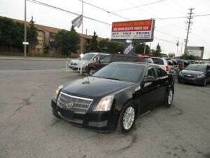 2010 Cadillac CTS Performance, Sport Pkg