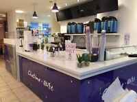 Bar staff wanted for Chatime on Regent Street
