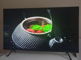 Samsung 58 Inch 4K Ultra HD HDR LED Smart TV With Freeview HD (Model UE58RU7100)!!!