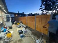 Fence Installation/Fencing