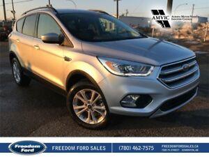 2017 Ford Escape Heated Seats, Backup Camera